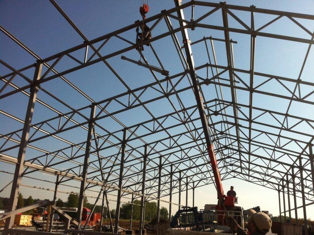 Управление строительством металлоконструкций