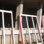 Заполнение оконных и дверных проемов минск