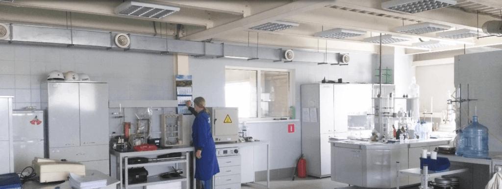 лаборатория DiFerro
