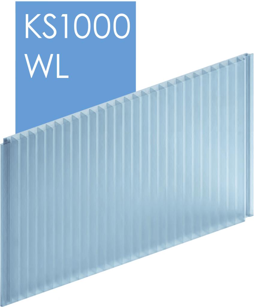 сэндвич-панели Kingspan KS1000 WL