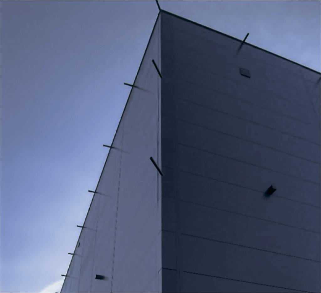 Здание из фасонных элементов King Span