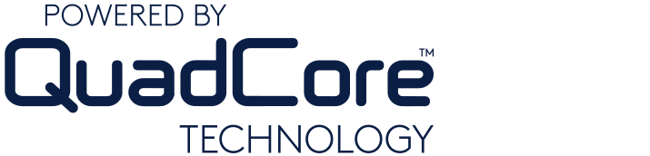 quad Core logo