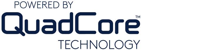 quad Core logo