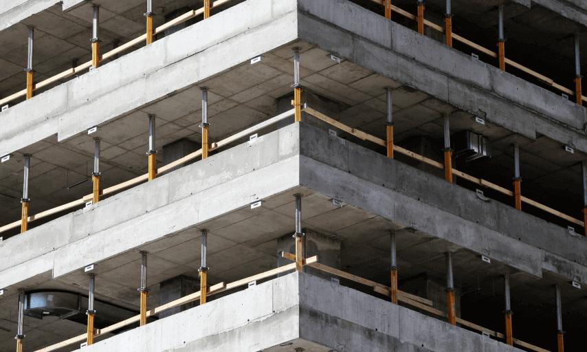 возведение железобетонных конструкций